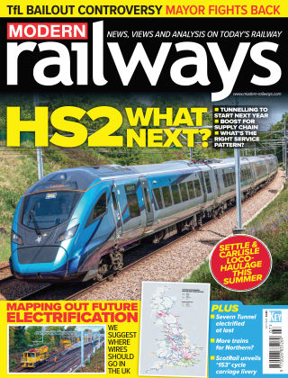 Modern Railways Jul 2020