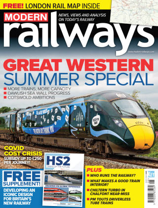 Modern Railways Aug 2020