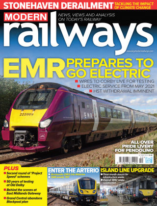 Modern Railways Oct 2020