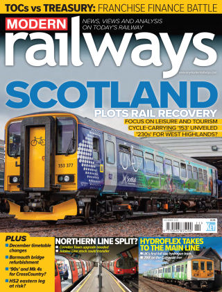 Modern Railways Nov 2020