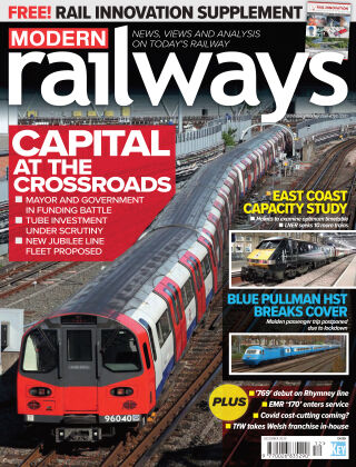 Modern Railways Dec 2020