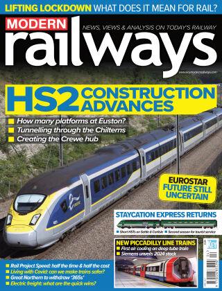 Modern Railways Apr 2021