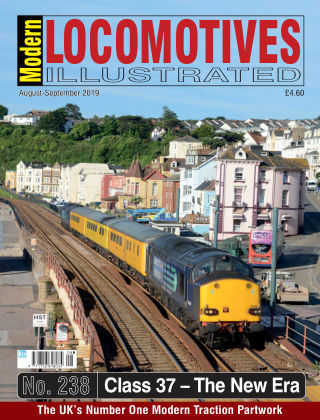 Modern Locomotives Illustrated 238_Aug 2019