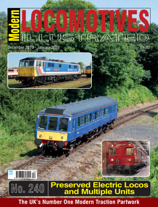 Modern Locomotives Illustrated 240_Dec 2019