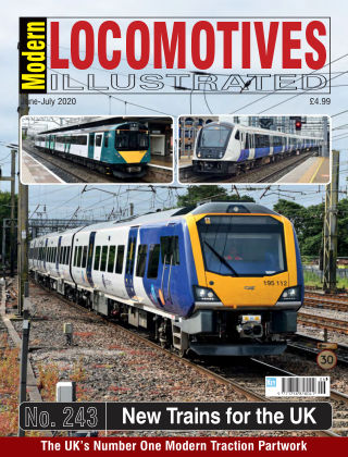 Modern Locomotives Illustrated 243_Jun/Jul 2020