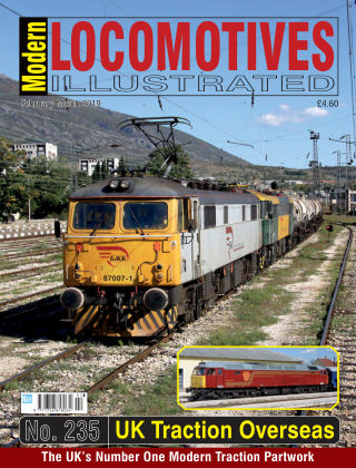 Modern Locomotives Illustrated 235_Feb 2019