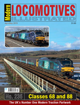 Modern Locomotives Illustrated 236_Apr 2019