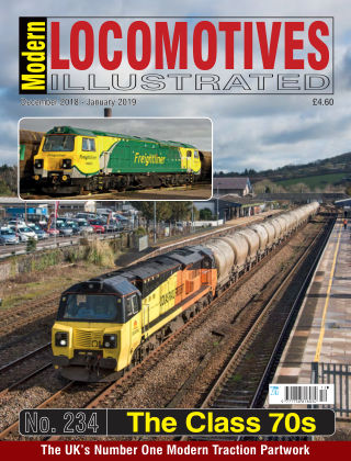 Modern Locomotives Illustrated 234_Dec 2018