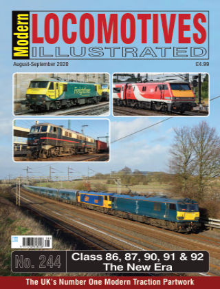 Modern Locomotives Illustrated 244_Aug 2020