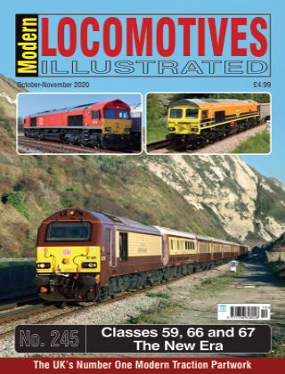 Modern Locomotives Illustrated 245_Oct 2020