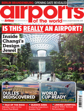 Airports of the World Jan 2020