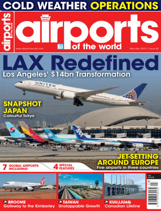 Airports of the World March 2019