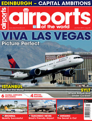 Airports of the World Jan 2019