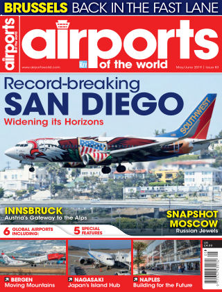 Airports of the World May 2019