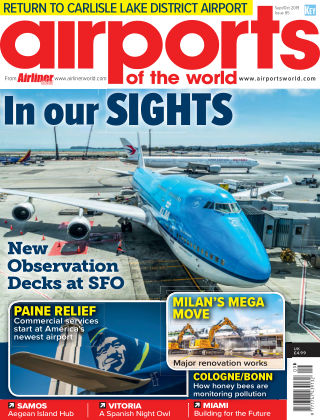 Airports of the World Sep 2019