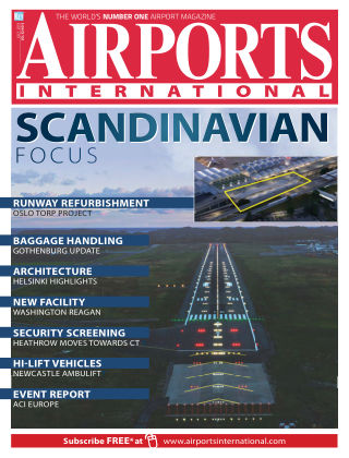Airports International July 2019