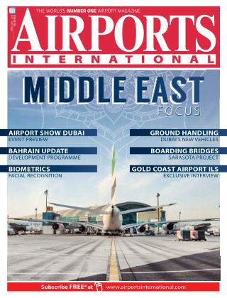 Airports International Apr 2019