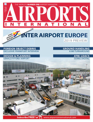 Airports International Oct 2019
