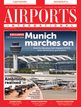 Airports International Issue1 2021