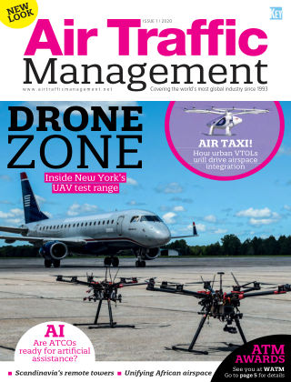 Air Traffic Management issue1 2020