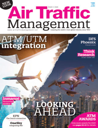 Air Traffic Management issue3 2020