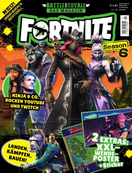 Fortnite / Battle Royale: Das Magazin October 22, 2018 00:00