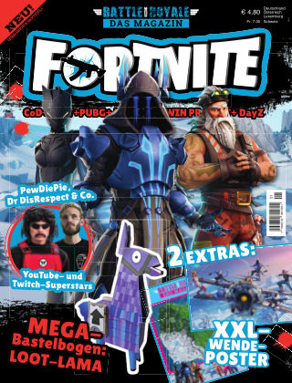 Battle Royale: Das Magazin 02/2019