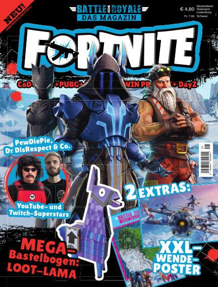 Fortnite / Battle Royale: Das Magazin January 11, 2019 00:00
