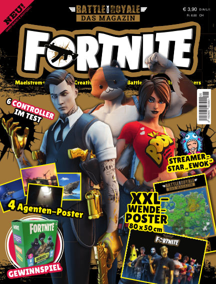 Fortnite / Battle Royale: Das Magazin March 14, 2020 00:00