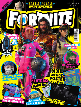 Fortnite / Battle Royale: Das Magazin 06/2020