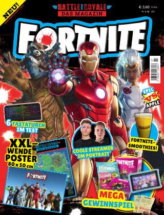 Fortnite / Battle Royale: Das Magazin 07/2020
