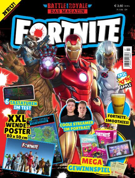 Fortnite / Battle Royale: Das Magazin October 03, 2020 00:00