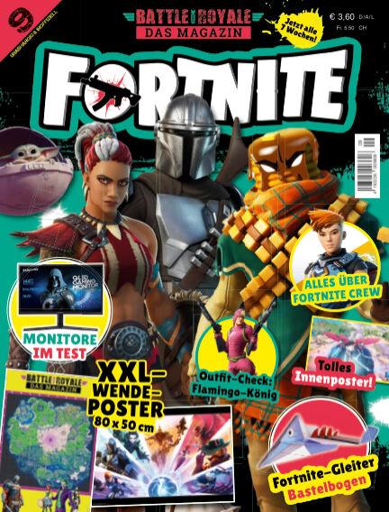 Fortnite / Battle Royale: Das Magazin January 09, 2021 00:00