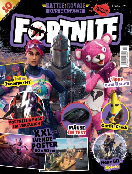 Fortnite / Battle Royale: Das Magazin February 27, 2021 00:00