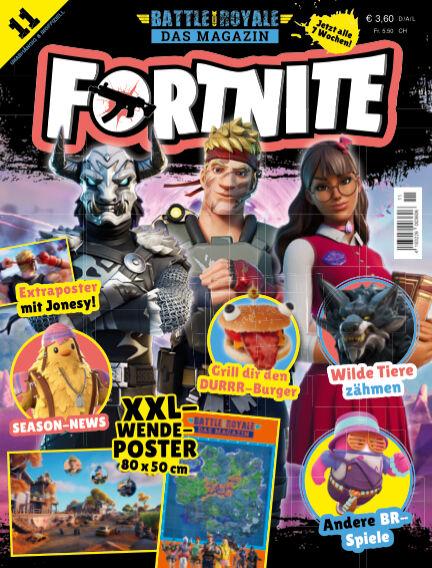 Fortnite / Battle Royale: Das Magazin
