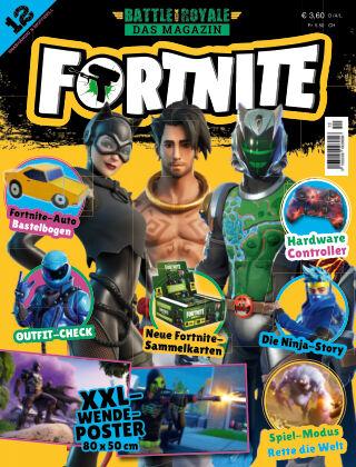 Fortnite / Battle Royale: Das Magazin 12/2021