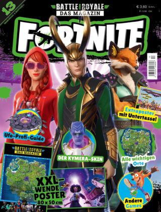 Fortnite / Battle Royale: Das Magazin 13/2021