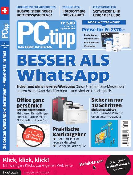 PCtipp August 30, 2019 00:00