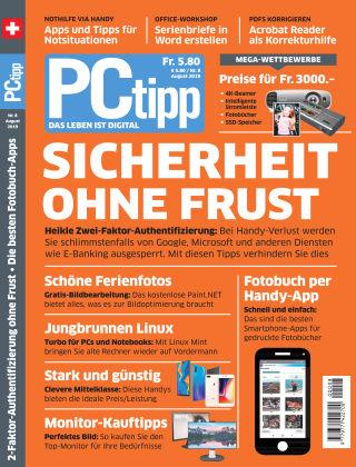 PCtipp 8/2019