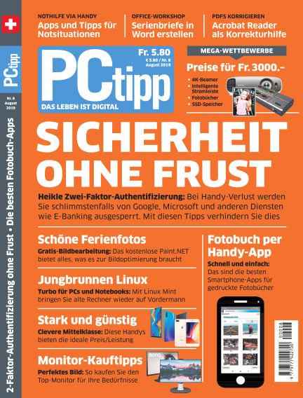 PCtipp July 26, 2019 00:00