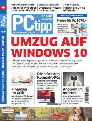 PCtipp 11/2019