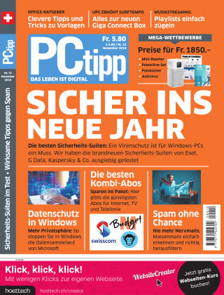 PCtipp 12/2019