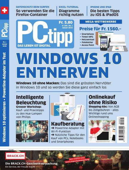 PCtipp December 20, 2019 00:00