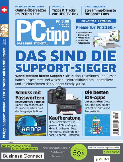 PCtipp May 01, 2020 00:00