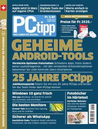 PCtipp 8/2020