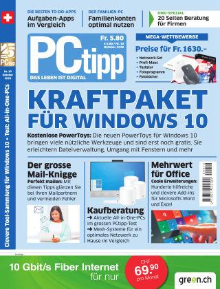 PCtipp 10/2020