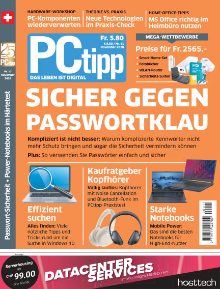 PCtipp October 30, 2020 00:00