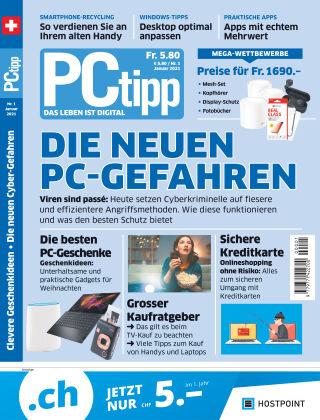 PCtipp 1/2021