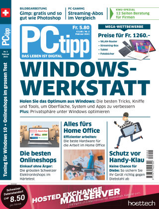 PCtipp 2/2021