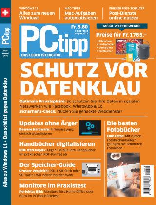 PCtipp 08/2021